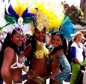 Samba danseressen BooomBassTic