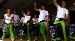 Silvolde Surdo sectie gaat lekker! Drum band Salsaband