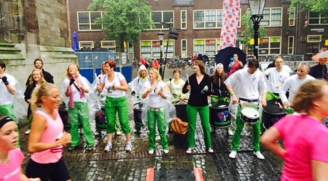 Ladies run Utrecht