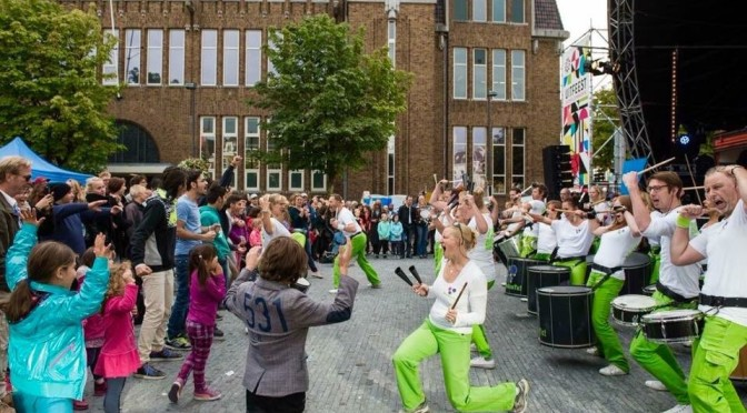 Uitfeest Utrecht Neude
