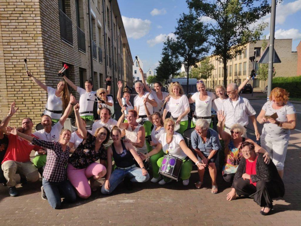 Sambaband BooomBassTic in Nieuwegein
